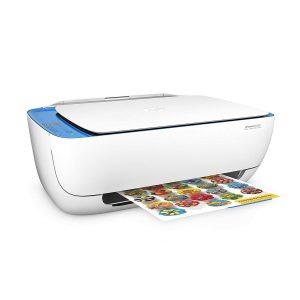 HP Deskjet 3639 Imprimante Multifonction Jet d'encre Couleur (8,5ppm, 4800 x 1200 ppp, USB, Wifi, Instant Ink)
